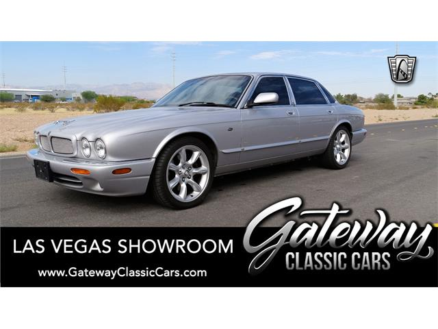 2003 Jaguar XJR (CC-1414393) for sale in O'Fallon, Illinois