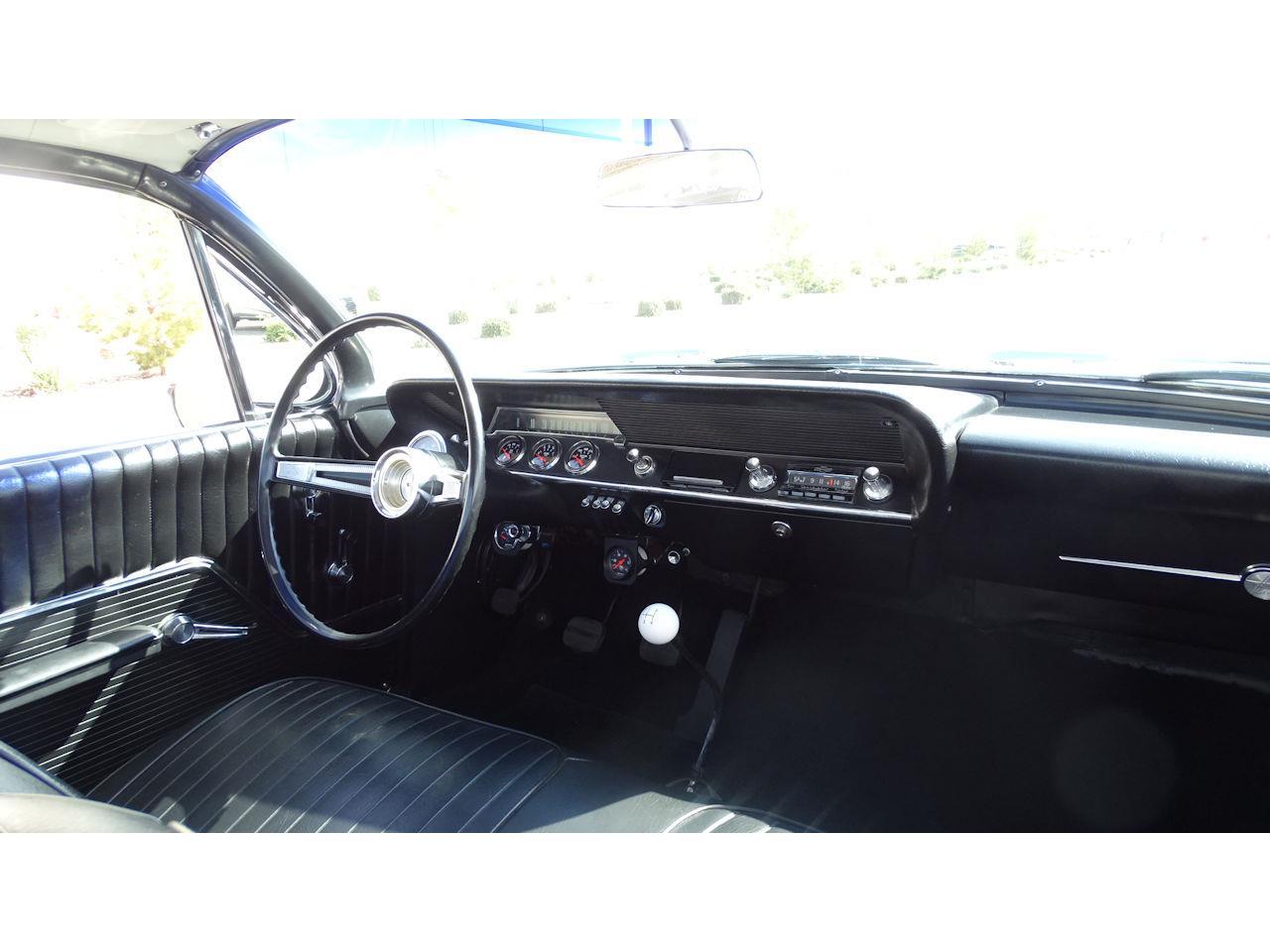 1962 Chevrolet Bel Air (CC-1414395) for sale in O'Fallon, Illinois