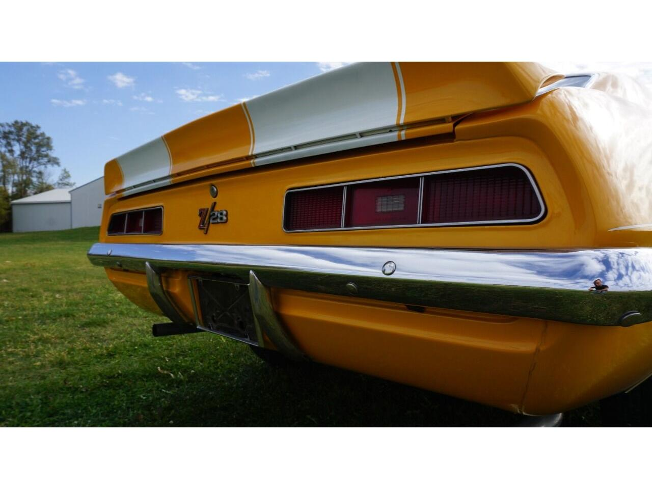 1969 Chevrolet Camaro (CC-1414405) for sale in Clarence, Iowa