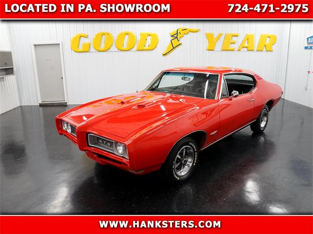 1968 Pontiac GTO (CC-1414413) for sale in Homer City, Pennsylvania