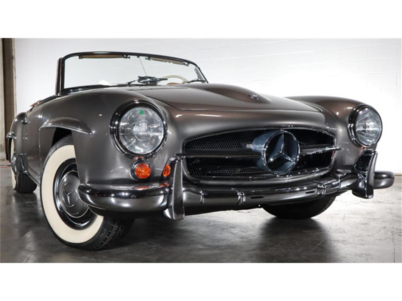 1959 Mercedes-Benz 190SL (CC-1414416) for sale in Jackson, Mississippi