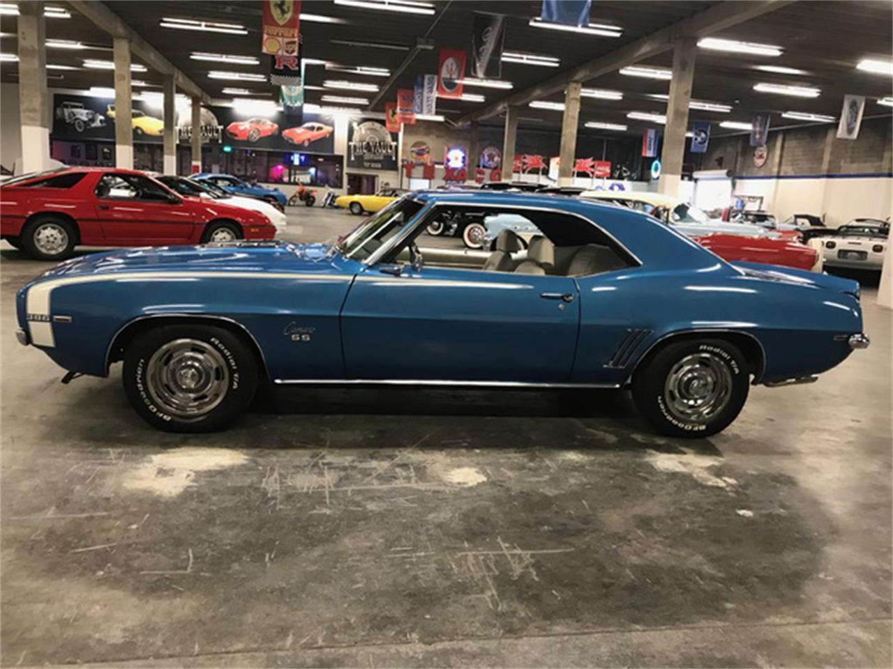 1969 Chevrolet Camaro (CC-1414425) for sale in Jackson, Mississippi