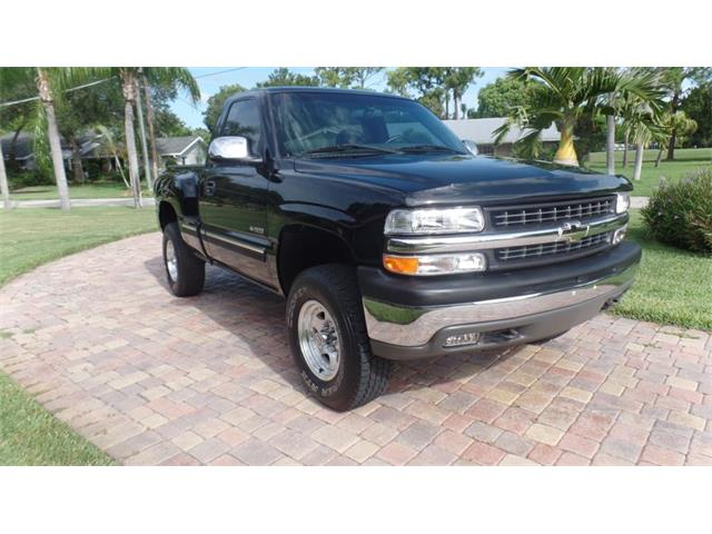 2002 Chevrolet 1500 (CC-1414426) for sale in Punta Gorda, Florida