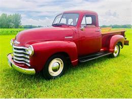 1952 Chevrolet 3100 (CC-1410443) for sale in Cadillac, Michigan