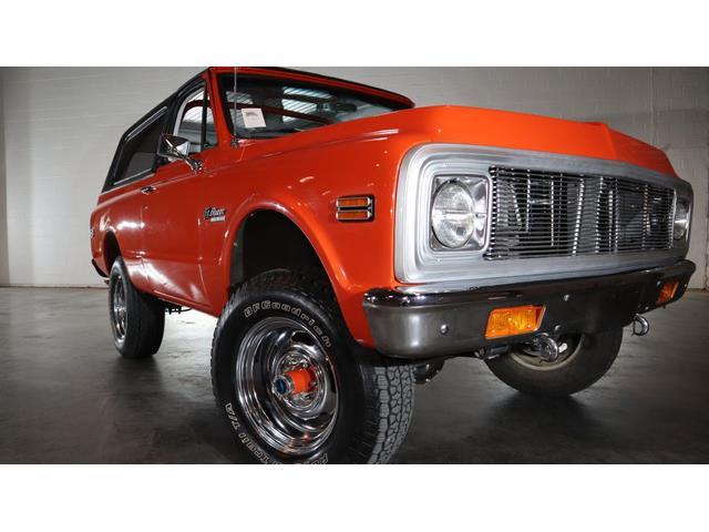 1971 Chevrolet Blazer (CC-1414436) for sale in Jackson, Mississippi