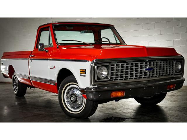 1971 Chevrolet Cheyenne (CC-1414438) for sale in Jackson, Mississippi