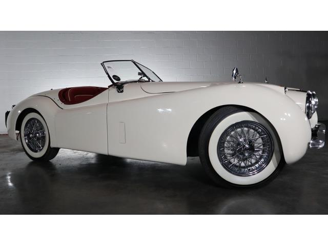 1954 Jaguar XK120 (CC-1414439) for sale in Jackson, Mississippi