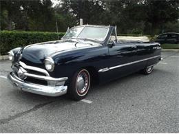 1950 Ford Custom (CC-1410445) for sale in Cadillac, Michigan