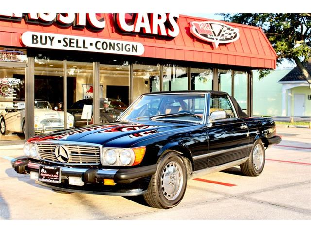 1989 Mercedes-Benz 560SL (CC-1414453) for sale in Sarasota, Florida