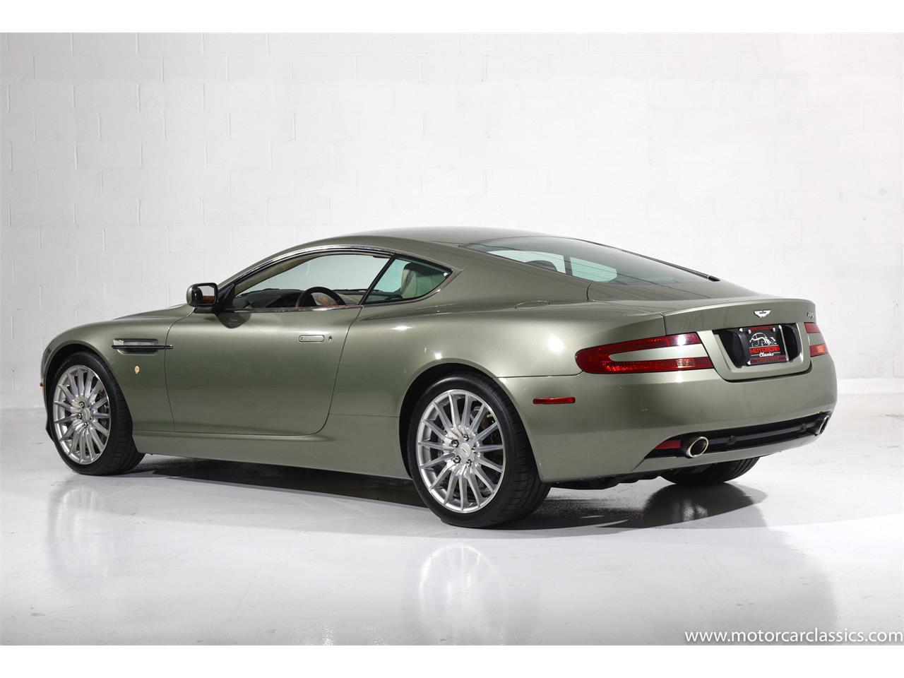 2005 Aston Martin DB9 (CC-1414465) for sale in Farmingdale, New York