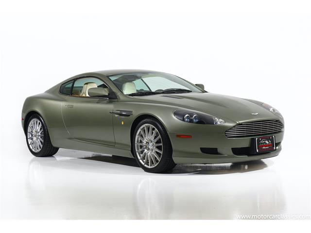 2005 Aston Martin DB9 (CC-1414465) for sale in Farmingdale, New York