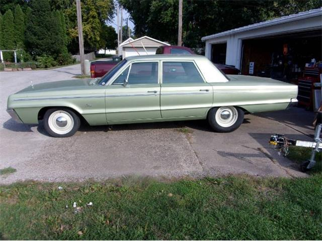 1966 Dodge Polara (CC-1410447) for sale in Cadillac, Michigan