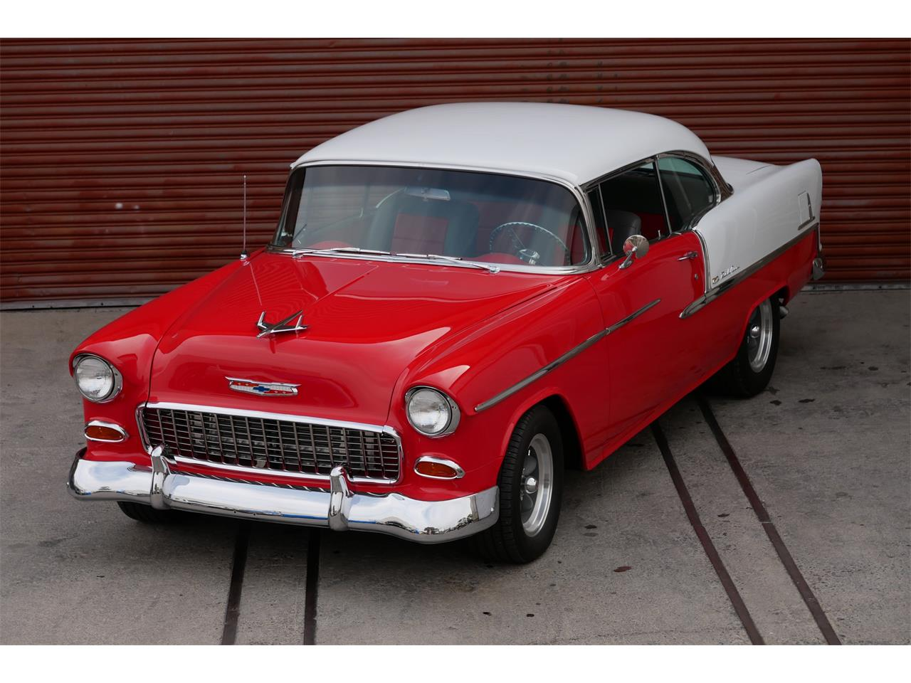 1955 Chevrolet Bel Air (CC-1414476) for sale in Reno, Nevada