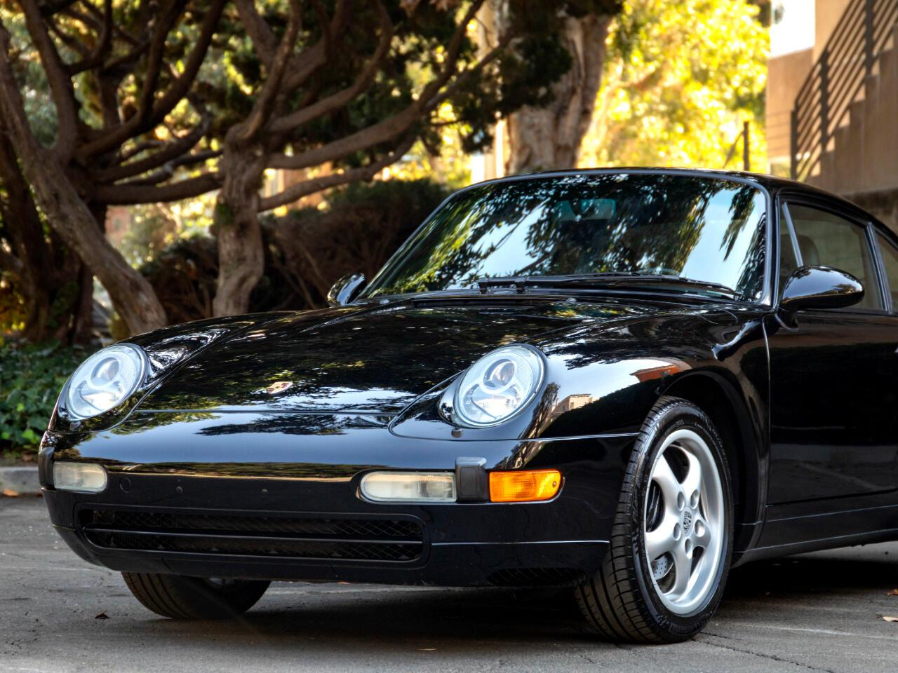 1997 Porsche 993 (CC-1414478) for sale in Marina Del Rey, California