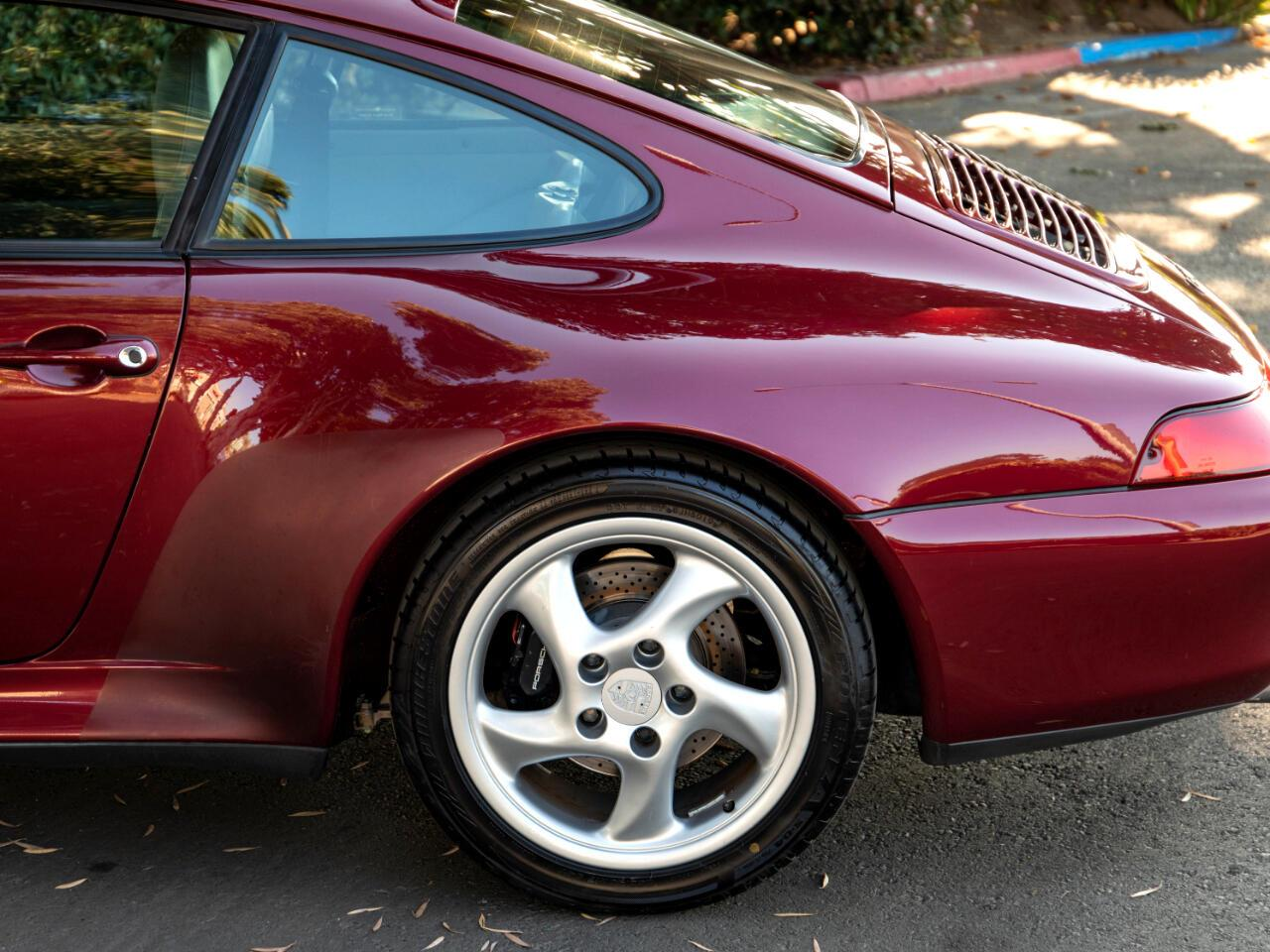 1997 Porsche 911 (CC-1414483) for sale in Marina Del Rey, California