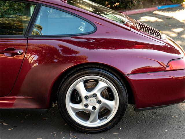 1997 Porsche 911 (CC-1414483) for sale in Marina Del Rey, California