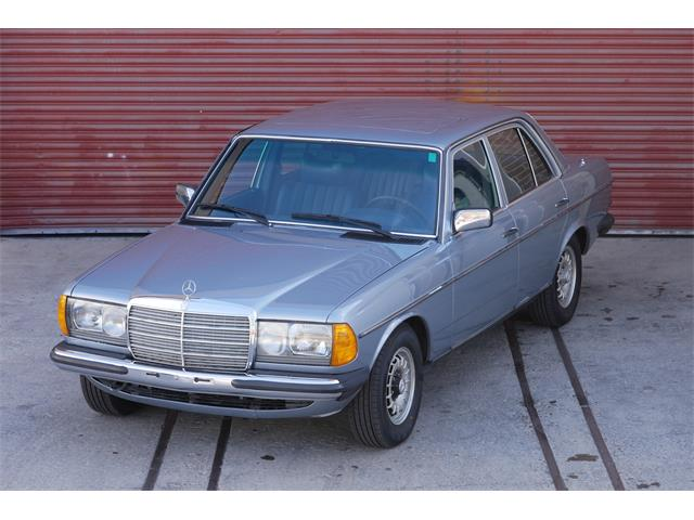 1984 Mercedes-Benz 300D (CC-1414484) for sale in Reno, Nevada