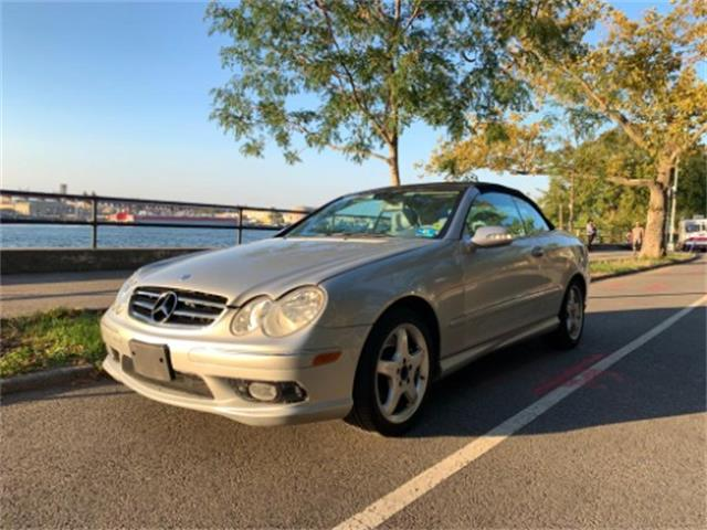 2004 Mercedes-Benz CLK500 (CC-1414486) for sale in Astoria, New York