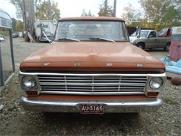 1969 Ford F250 (CC-1414489) for sale in Jackson, Michigan