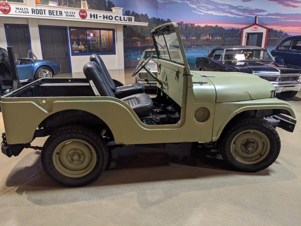1956 Willys Jeep (CC-1414492) for sale in West Okoboji, Iowa