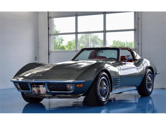 1971 Chevrolet Corvette (CC-1414495) for sale in Springfield, Ohio