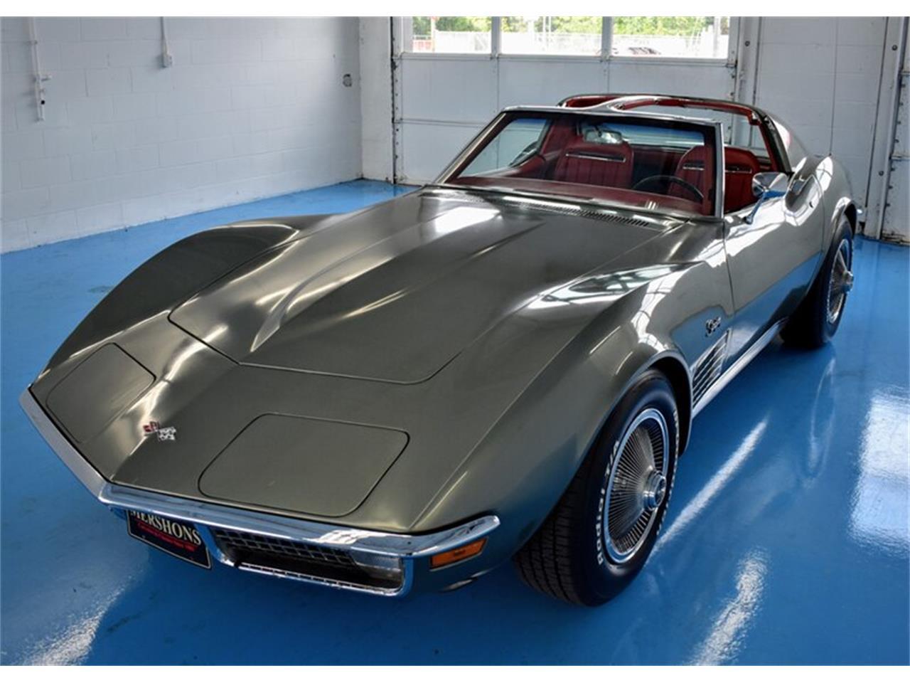 1971 Chevrolet Corvette (CC-1414495) for sale in Springfield, Ohio