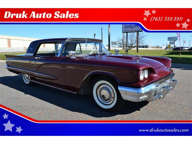 1960 Ford Thunderbird (CC-1414498) for sale in Ramsey, Minnesota