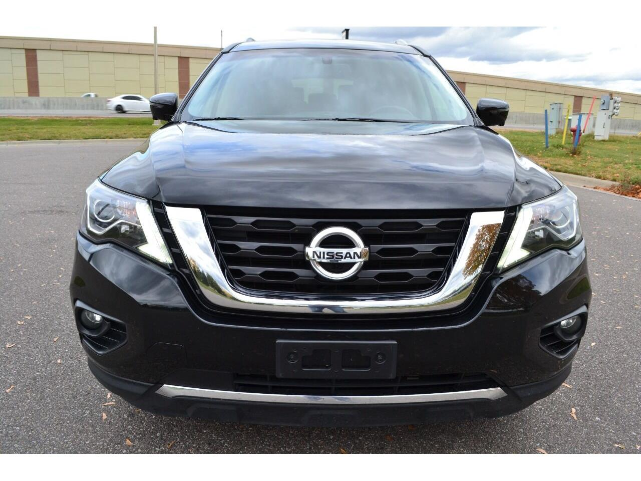 2018 Nissan Pathfinder (CC-1414501) for sale in Ramsey, Minnesota