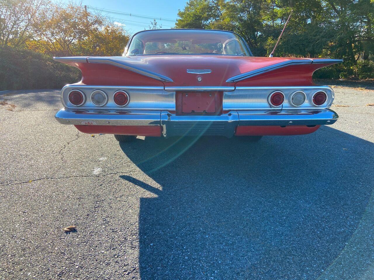 1960 Chevrolet Impala (CC-1414502) for sale in Westford, Massachusetts