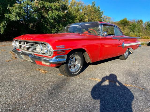 1960 Chevrolet Impala (CC-1414502) for sale in Westford, Massachusetts