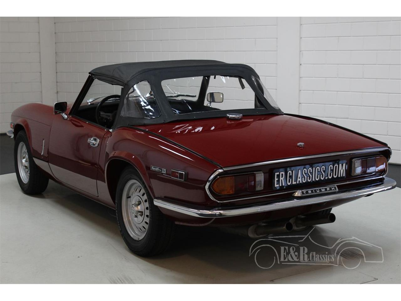 1971 Triumph Spitfire (CC-1414506) for sale in Waalwijk, Noord Brabant