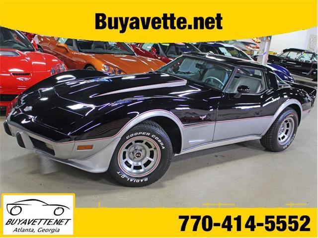 1978 Chevrolet Corvette (CC-1414517) for sale in Atlanta, Georgia