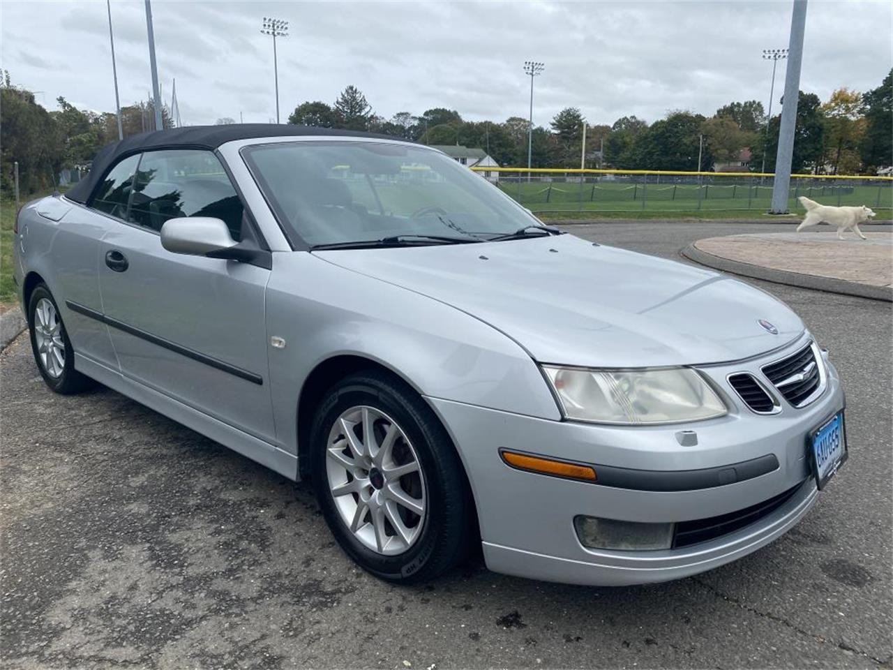 2004 Saab 9-3 (CC-1414519) for sale in Milford City, Connecticut