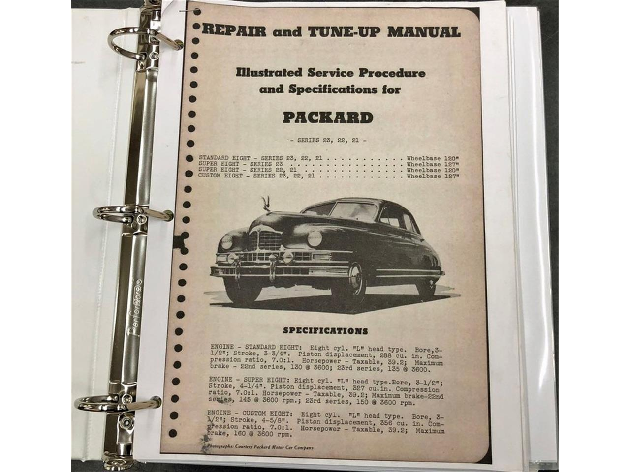 1949 Packard Deluxe (CC-1414523) for sale in West Chester, Pennsylvania