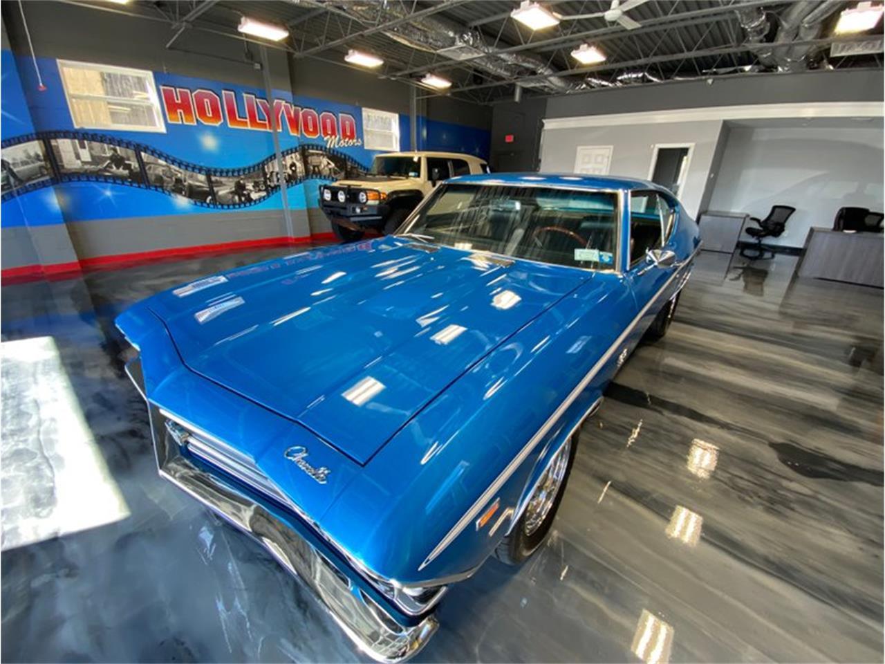 1969 Chevrolet Chevelle (CC-1414526) for sale in West Babylon, New York