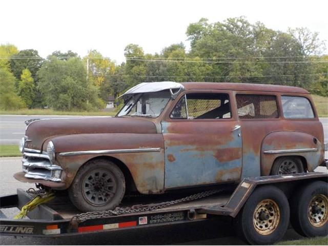 1950 Plymouth Suburban (CC-1410453) for sale in Cadillac, Michigan