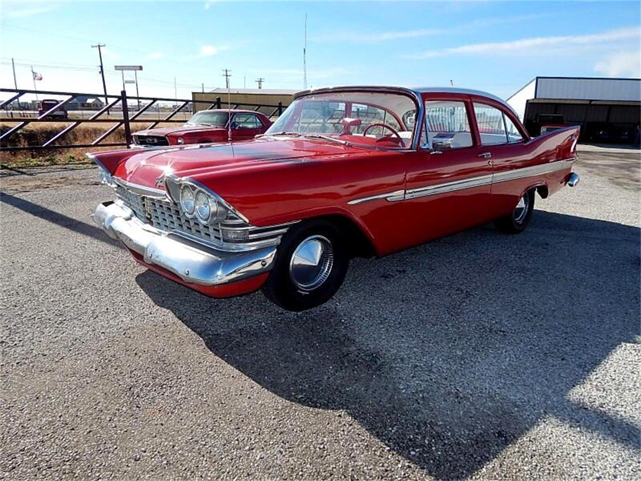 1959 Plymouth Belvedere (CC-1414531) for sale in Wichita Falls, Texas