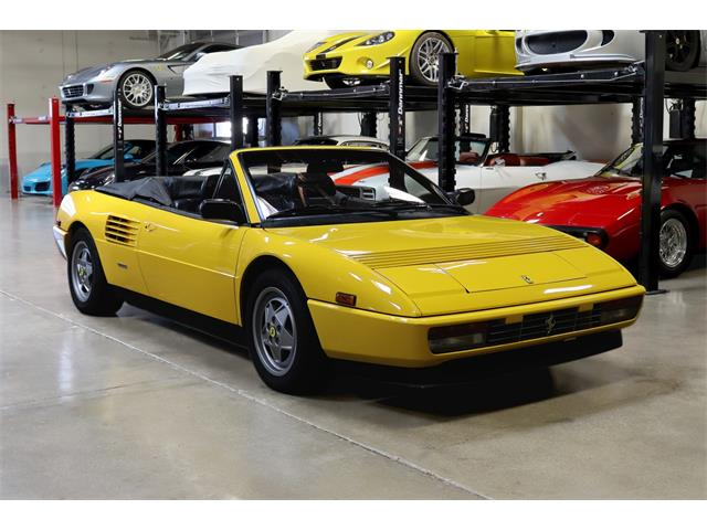 1989 Ferrari Mondial (CC-1414537) for sale in San Carlos, California