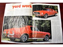 1967 Ford Mustang (CC-1414547) for sale in Greene, Iowa