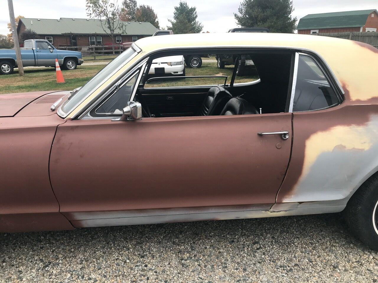 1968 Mercury Cougar (CC-1414550) for sale in Knightstown, Indiana