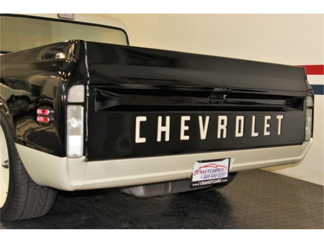 1972 Chevrolet C10 (CC-1414559) for sale in San Ramon, California