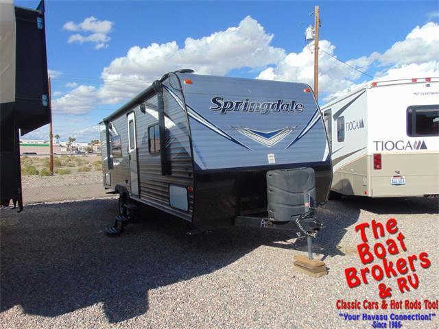2017 Keystone Springdale (CC-1414561) for sale in Lake Havasu, Arizona