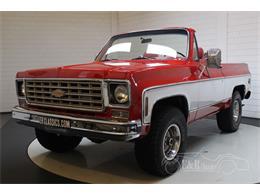 1975 Chevrolet Blazer (CC-1414577) for sale in Waalwijk, Noord Brabant