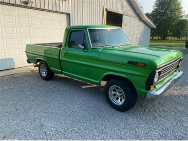 1968 Ford F100 (CC-1410458) for sale in Cadillac, Michigan
