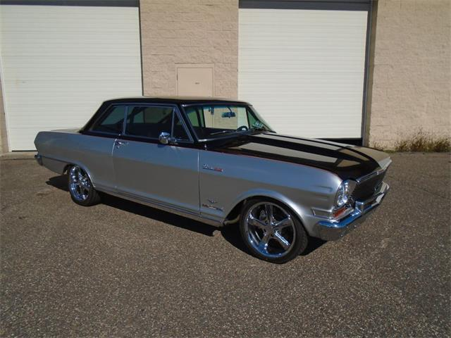 1964 Chevrolet Nova SS (CC-1414582) for sale in Ham Lake, Minnesota