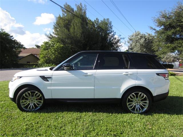 2014 Land Rover Range Rover Sport (CC-1414586) for sale in Delray Beach, Florida