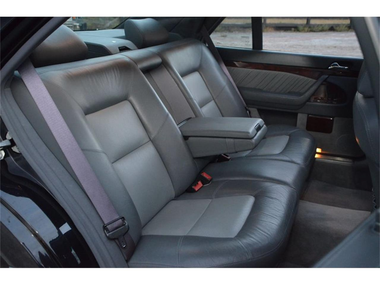 1995 Mercedes-Benz S600 (CC-1414591) for sale in Lebanon, Tennessee