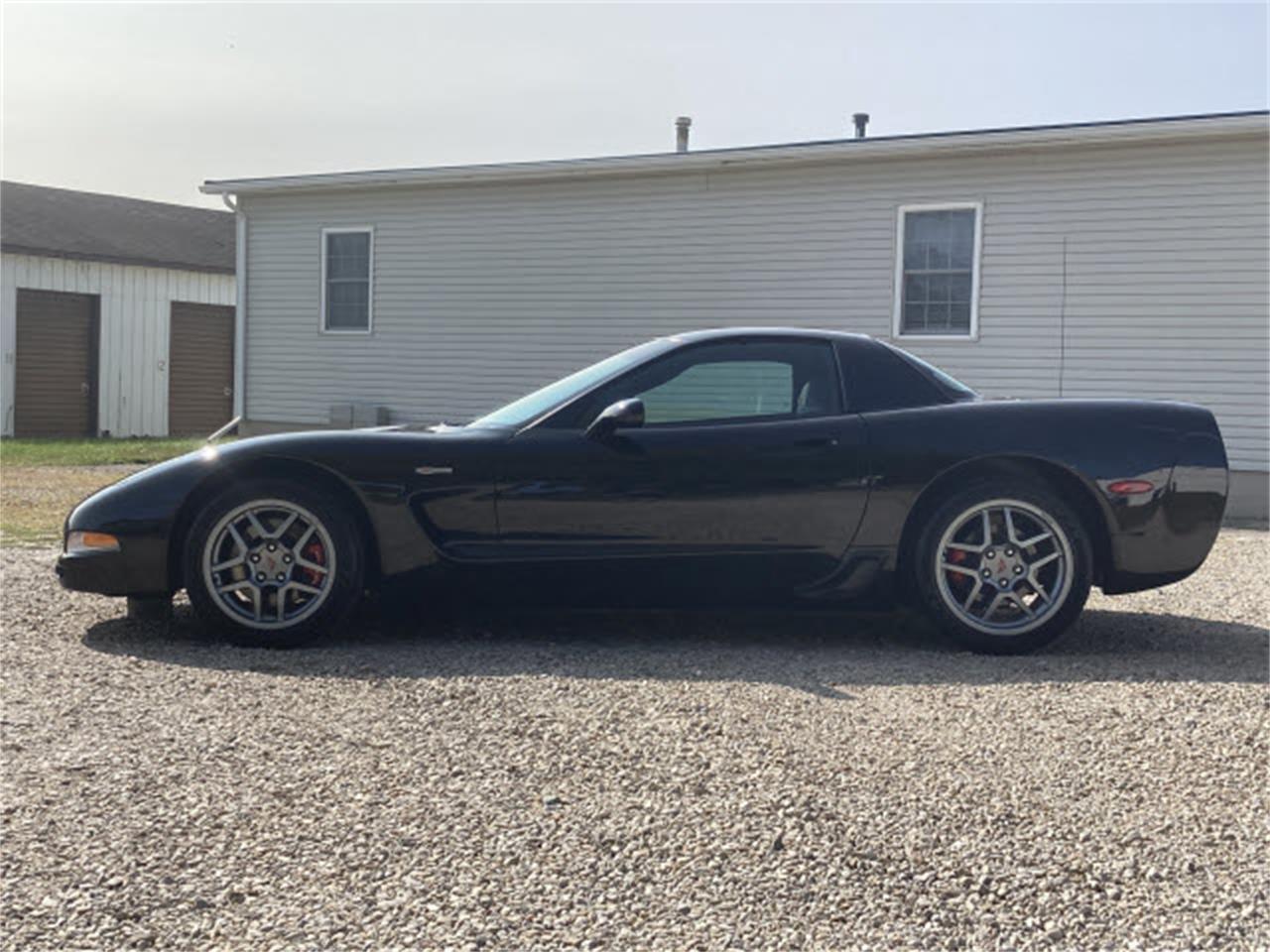 2004 Chevrolet Corvette (CC-1414592) for sale in Marysville, Ohio