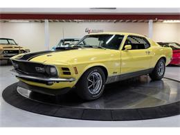 1970 Ford Mustang Mach 1 (CC-1414593) for sale in Rancho Cordova, California