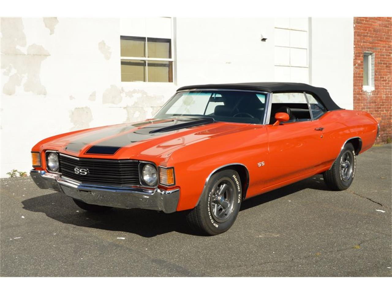 1972 Chevrolet Chevelle (CC-1414594) for sale in Springfield, Massachusetts